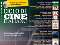 Ciclo Cinema Italiano 2015